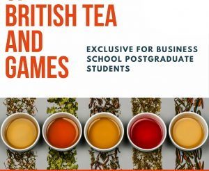 British Tea and Games