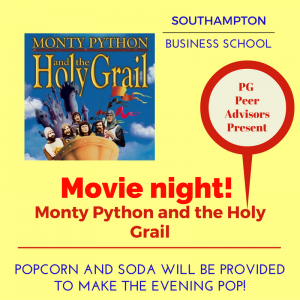 Monty Python Movie Night